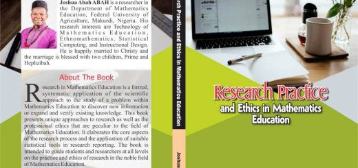 Research Practice and Ethics
